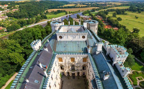 Dvorac Hluboka, Češka - 3
