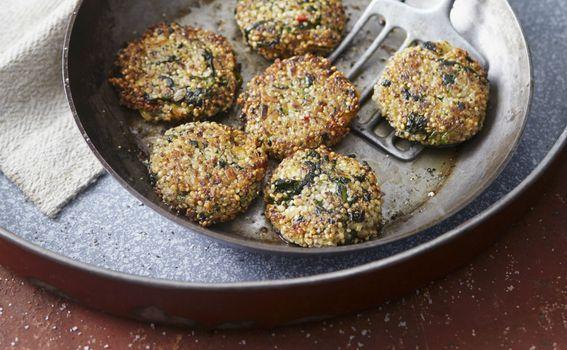 Od kvinoje i špinata napravite ukusne popečke
