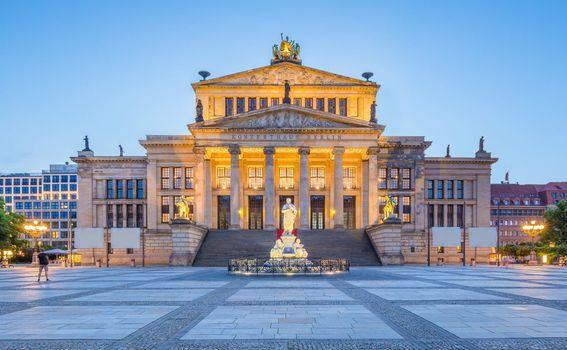 Berlin, Njemačka - 1