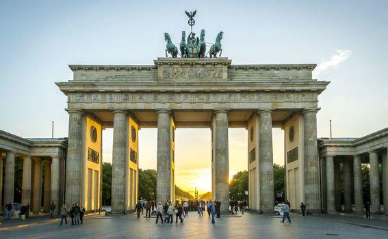 Berlin, Njemačka - 2