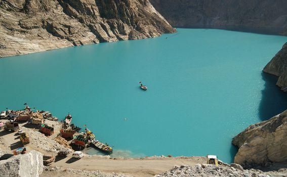 Attabad jezero, Pakistan - 1