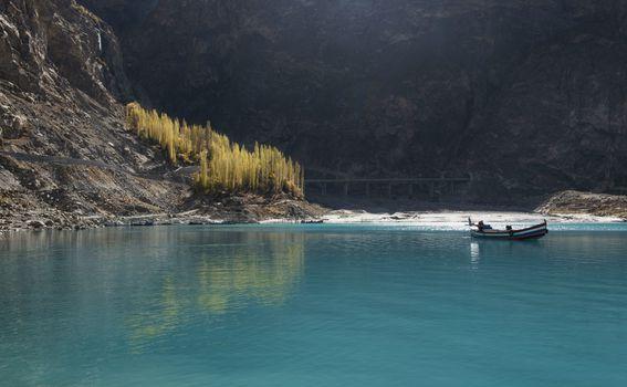 Attabad jezero, Pakistan - 3