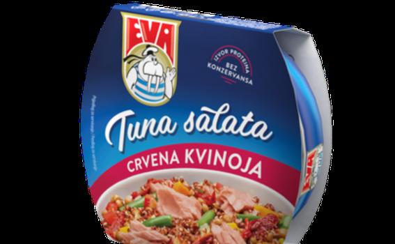 Salata od tune i kvinoje