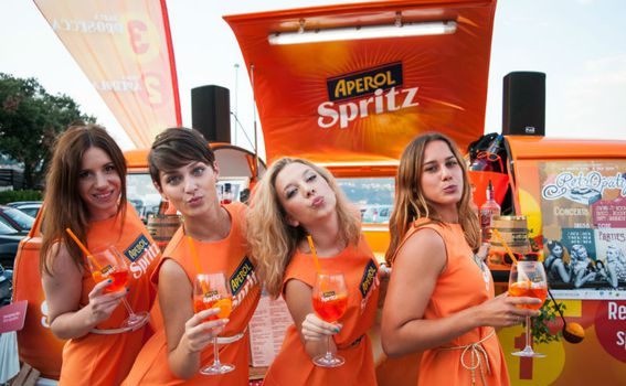 Aperol Spritz - 1