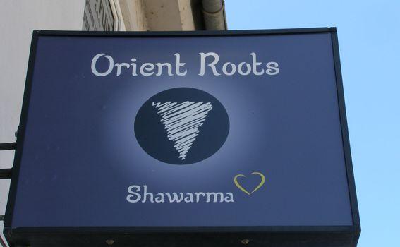 Oriental Roots fast food