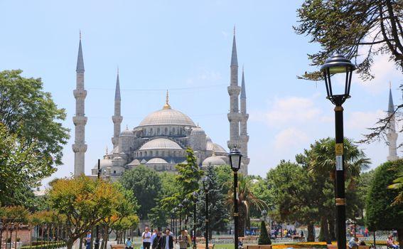 Plava džamija - 1