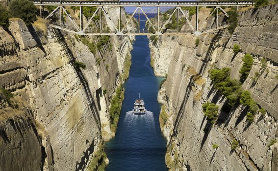 Korintski kanal - 1