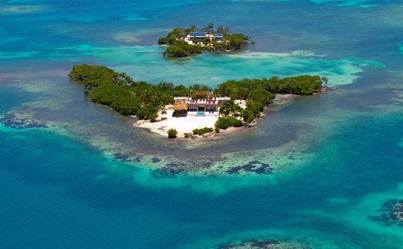 Privatni otok Gladden u Karipskom moru - 3