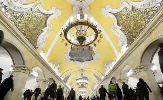 Predivno ukrašene stanice moskovskog metroa