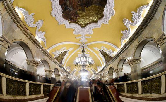 Moskovska podzemna željeznica - 4