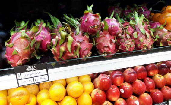 Dragon fruit ili pitaja