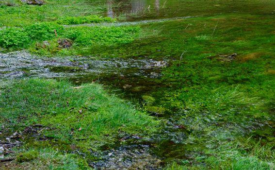 Voda u jezeru počinje nestajati krajem srpnja