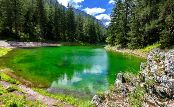 Zeleno jezero u Austriji - 5