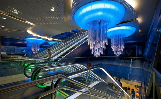 Dubai podzemna željeznica