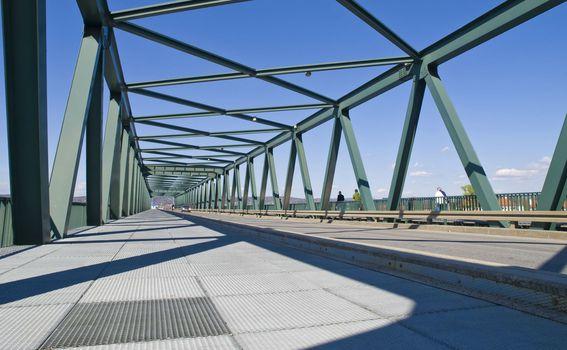 Most preko Save koji povezuje Slavonski Brod s Bosanskim Brodom
