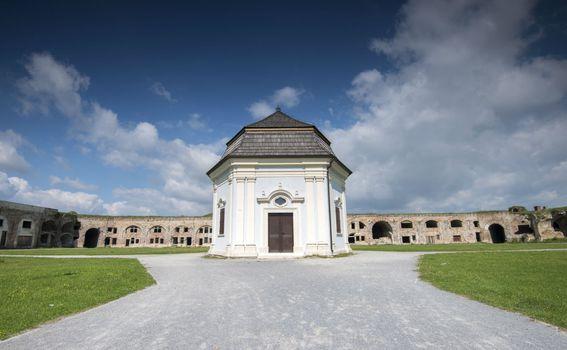 Popularna tvrđava u Slavonskom Brodu