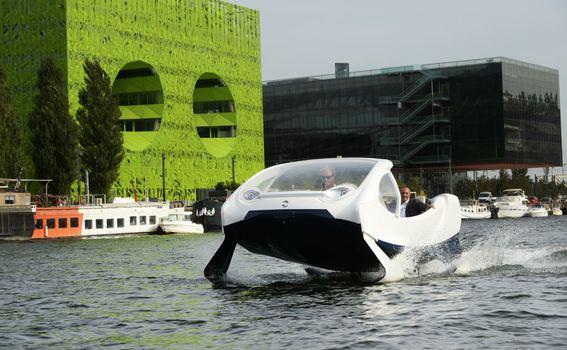 Seabubles, vodeni taksi - 2