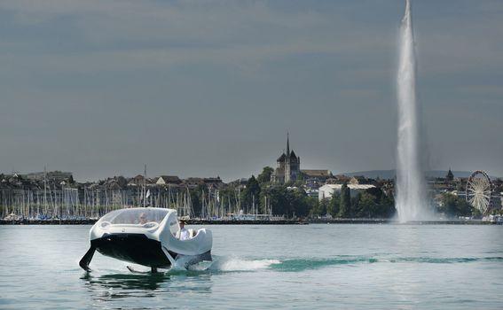Seabubles, vodeni taksi - 3