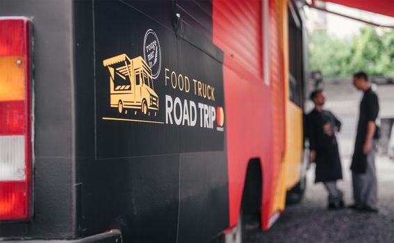 Mastercard Food truck road trip - 4