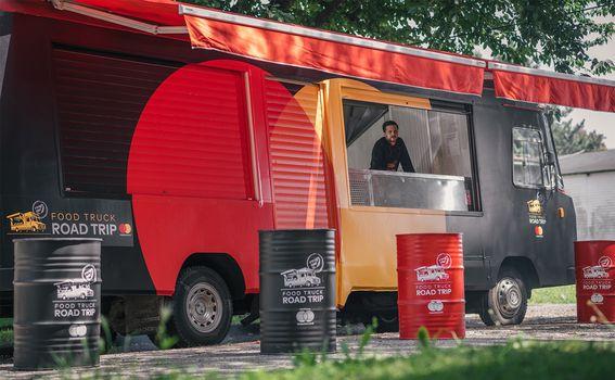 Mastercard Food truck road trip - 5
