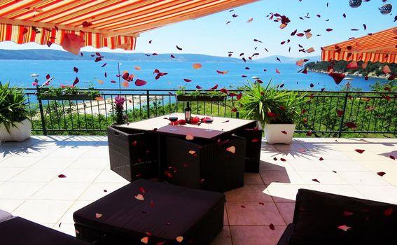 Stan s lijepom terasom u Splitu