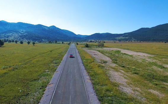 Ličko polje u Gorskom kotaru