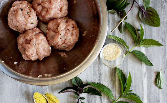 Turkey Burgers ili Zdravi(ji) Burgeri od puretine, prprema burgera