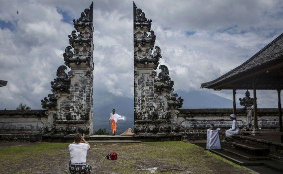 Hram Lempuyang u Karangasemu na Baliju