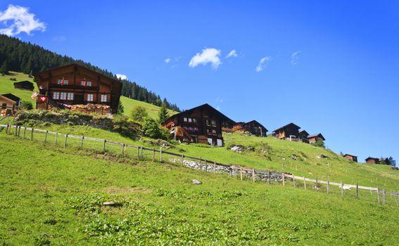 Gimmelwald, Švicarska - 3
