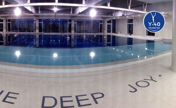 Najdublji bazen na svijetu - 1