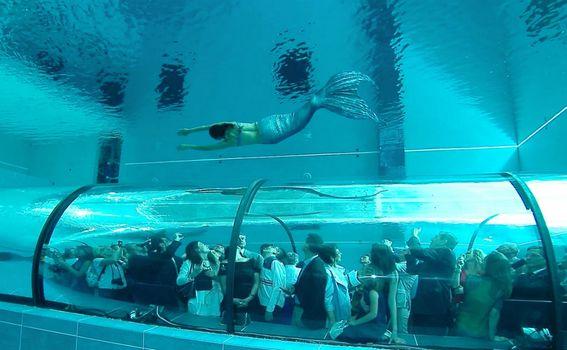 Najdublji bazen na svijetu - 3
