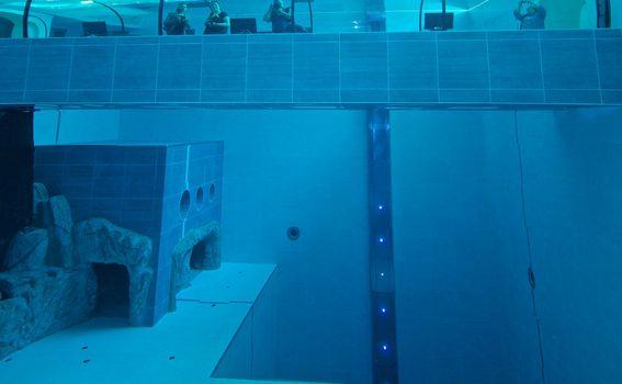 Najdublji bazen na svijetu - 4