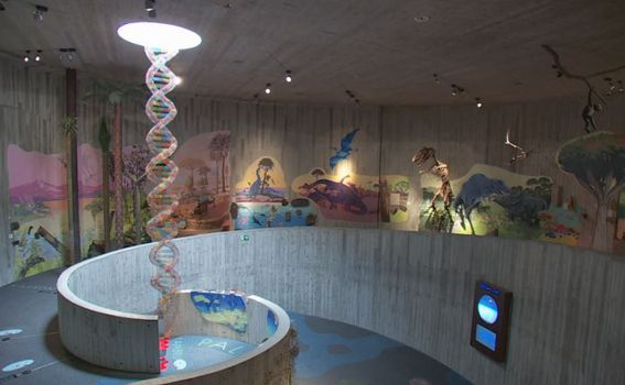 Muzej krapinskih neandertalaca u Zagorju (Foto: Dnevnik.hr)