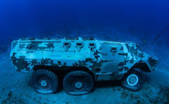 Podvodni vojni muzej u Jordanu - 2