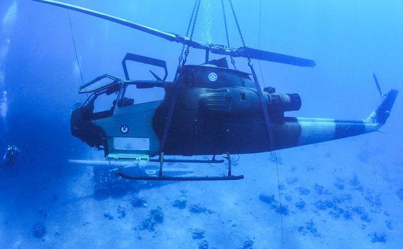 Podvodni vojni muzej u Jordanu - 3