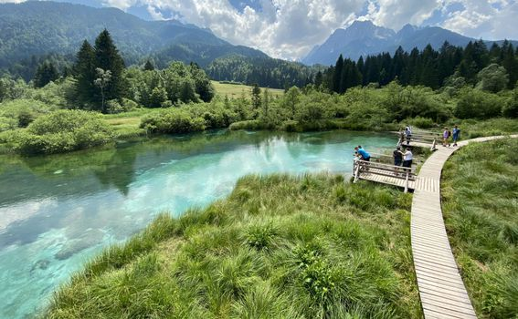Prirodni rezervat Zelenci - 4