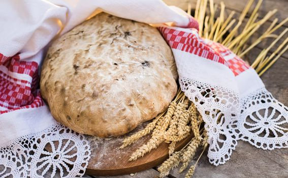 Okusi zlatne Slavonije - domaći kruh