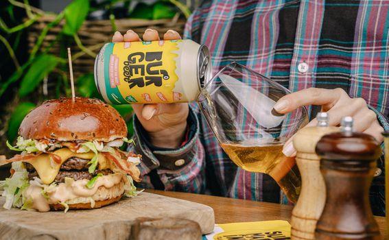 Burger Beer - 1