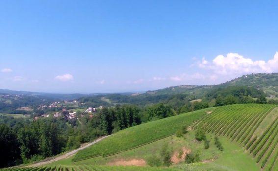 Prekrasan krajolik Karlovačke županije