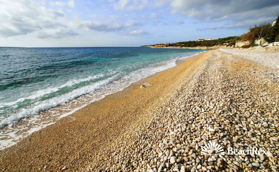 Plaža Miholašćica, Otok Cres