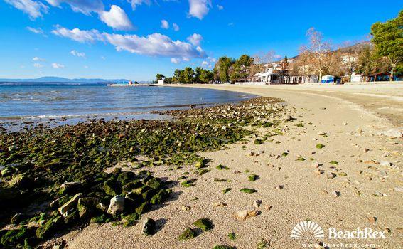 Plaža Crni Molo