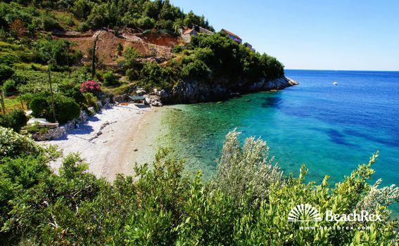 Plaža Vrbica, Zaton