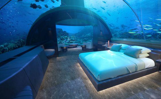 Conrad Maldives Rangali Island. - 4
