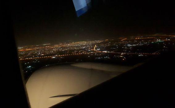 Dubai iz aviona