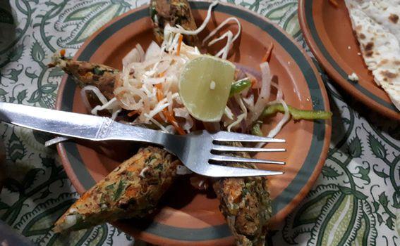 Šiš kebab od povrća