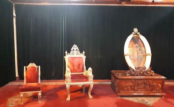 Maharadžina stolica