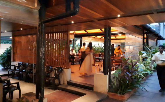 Spr restoran, Mysore