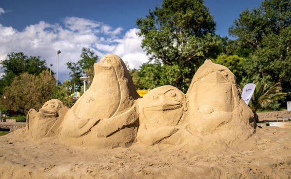Festival skulpture u pijesku - 5