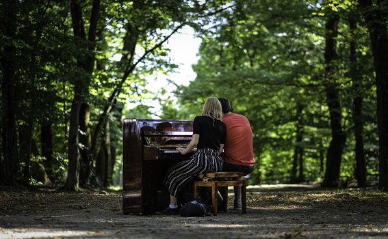 Glazba u hladovini