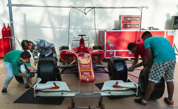 Ferrari World Abu Dhabi - 1